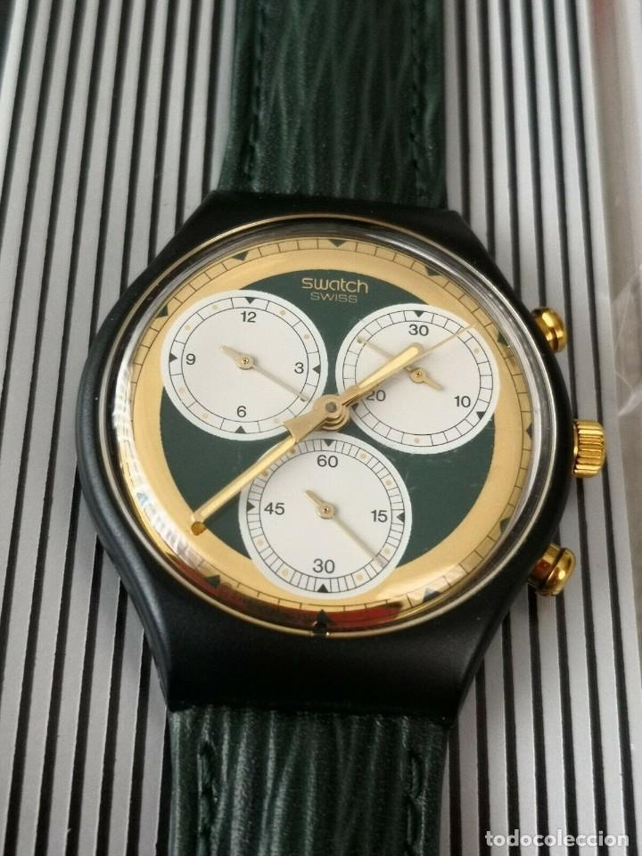 Relojes - Swatch: Swatch Chrono Rollerball SCB107 RELOJ CRONOGRAFO - Foto 2 - 270369323