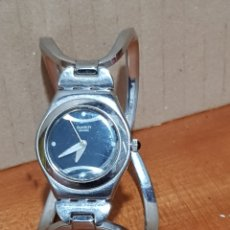 Montres - Swatch: RELOJ SWATCH IRONY DE MUJER SIN PROBAR. Lote 271897738