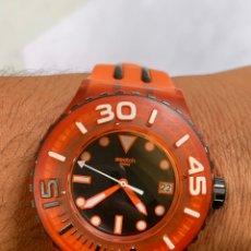 Relojes - Swatch: RELOJ SWATCH SWISS DATE MADE IN SWISS. Lote 273929363
