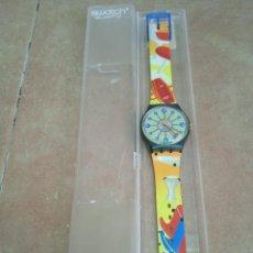 Relojes - Swatch: RELOJ SWATCH. FUNCIONANDO. MODELO A IDENTIFICAR.. Lote 278920748