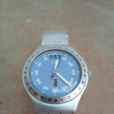 Relojes - Swatch: RELOJ SWATCH IRONY ALUMINIUM. FUNCIONANDO.. Lote 278921168