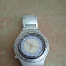 Relojes - Swatch: RELOJ SWATCH IRONY ALUMINIUM. FUNCIONANDO.. Lote 278921408