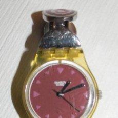 Relojes - Swatch: JUVENIL RELOJ SWATCH PARA SEÑORITA, AG 2003, FUNCIONAMIENTO PERFECTO.. Lote 287061198