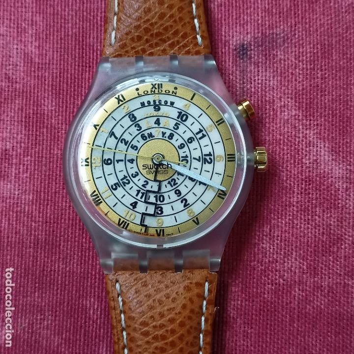 Relojes - Swatch: Swatch Gent Loomi (GK901) no funciona - Foto 2 - 287793678
