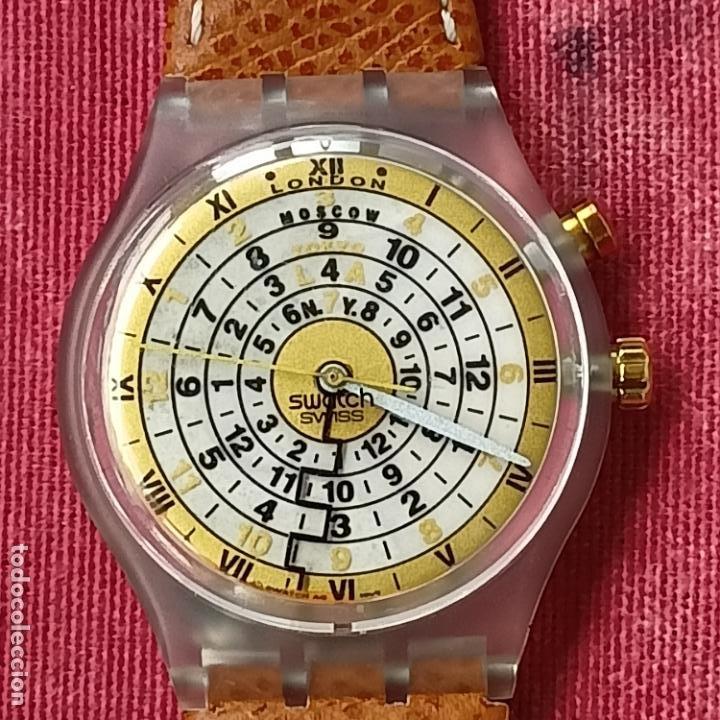 SWATCH GENT LOOMI (GK901) NO FUNCIONA (Relojes - Relojes Actuales - Swatch)