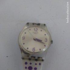 Relojes - Swatch: SWATCH DE NIÑA/O FUNCIONANDO. Lote 288484528