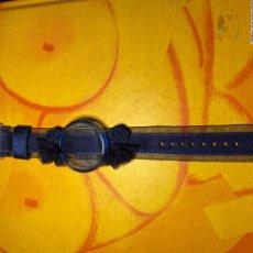 Relojes - Swatch: CORREA RELOJ SWATCH AZUL DE TELA ORIGINAL NUEVA. Lote 292431943