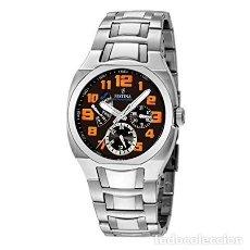 Relojes - Swatch: RELOJ FESTINA F16255/9 ACERO CABALLERO. Lote 293356223