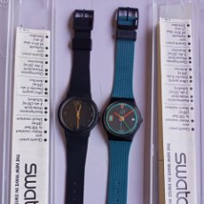 Relojes - Swatch: 2 RELOJES SWATCH. Lote 294016548