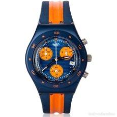 Relojes - Swatch: RELOJ SWATCH MILLION VOLTS YMN4000. Lote 294439288