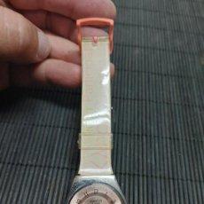 Relojes - Swatch: RELOJ SWATCH EDICION COLECCION EN CONMEMORACION JUEGOS DE ATENAS 2004 ,FUNCIONANDO. Lote 295538718