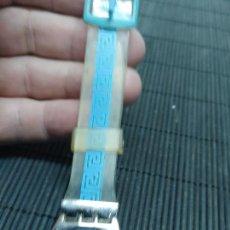 Relojes - Swatch: RELOJ SWATCH EDICION COLECCION EN CONMEMORACION JUEGOS DE ATENAS 2004 ,FUNCIONANDO. Lote 295538828