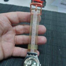 Relojes - Swatch: RELOJ SWATCH EDICION COLECCION EN CONMEMORACION JUEGOS DE ATENAS 2004 ,FUNCIONANDO. Lote 295538898