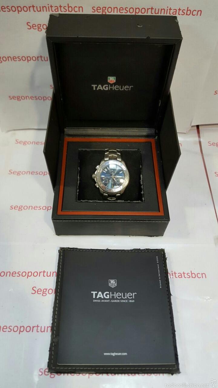 Relojes - Tag Heuer: RELOJ - TAG HEUER LINK - Foto 2 - 53719861