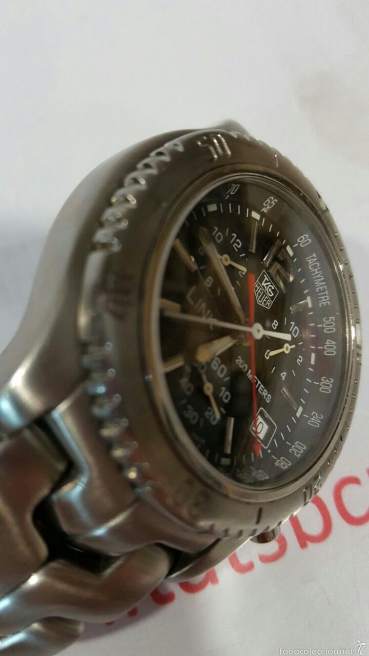 Relojes - Tag Heuer: RELOJ - TAG HEUER LINK CT1111-0 - Foto 3 - 211786312