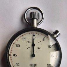 Relojes - Tag Heuer: CRONOMETRO ANALÓGICO TAG HEUER, AÑOS 70-80, CON FUNDA PLÁSTICO. Lote 62429716
