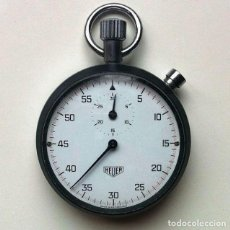 Relojes - Tag Heuer: CRONÓMETRO HEUER-LEONIDAS. Lote 68083333