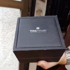 Relojes - Tag Heuer: BONITA CAJA PARA RELOJ DE LA MARCA TAGHEUER. Lote 89391288