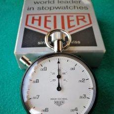 Relojes - Tag Heuer: CRONOMETRO HEUER LEONIDAS HOUR DECIMAL 708324 . Lote 89723792