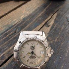 Relojes - Tag Heuer: RELOJ TAG HEUER MODELO 2000. Lote 92147837