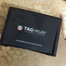 Relojes - Tag Heuer: CAJA BOX PARA RELOJ TAG HEUER. Lote 93750653