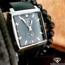 Relojes - Tag Heuer: RELOJ TAG HEUER MONACO WW2110. Lote 105148064