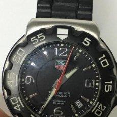 Relojes - Tag Heuer: RELOJ TAG HEUER FORMULA1 PROFESIONAL 200MT QUARZO. Lote 103235470