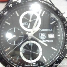 Relojes - Tag Heuer: TAG HEUER CARRERA AUTOMATICO. Lote 110881123