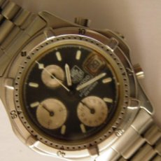 Relojes - Tag Heuer: TAG HEUER PROFESIONAL 2000 CRONOGRAFO AUTOMATICO. Lote 113485723
