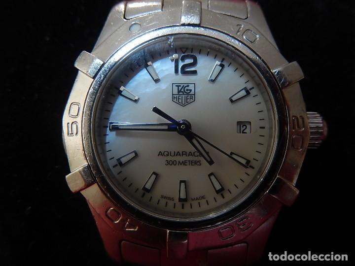 Relojes - Tag Heuer: Reloj Tag Heuer Aquaracer 300 Meters. - Foto 2 - 118007007