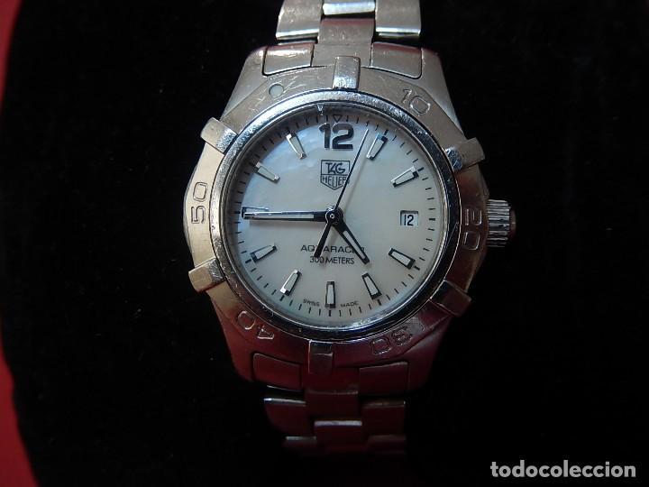 022dba86dedc reloj tag heuer aquaracer 300 meters. - Comprar Relojes Tag Heuer en ...