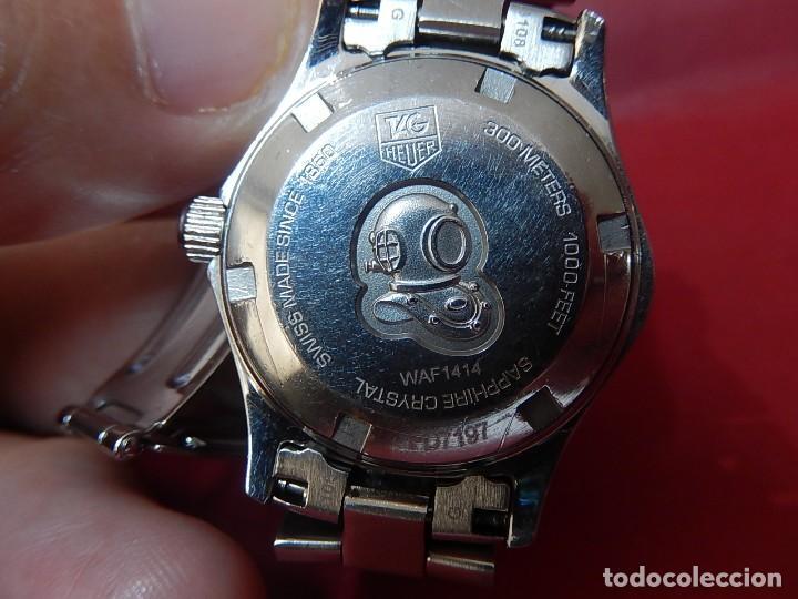 Relojes - Tag Heuer: Reloj Tag Heuer Aquaracer 300 Meters. - Foto 12 - 118007007