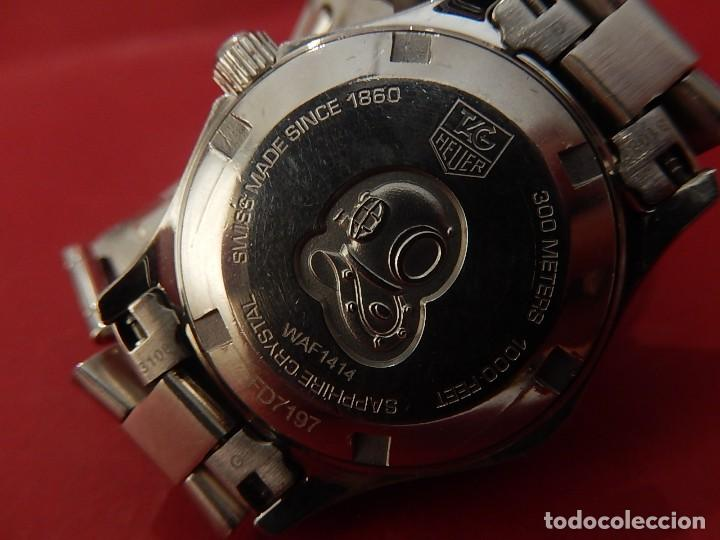 Relojes - Tag Heuer: Reloj Tag Heuer Aquaracer 300 Meters. - Foto 13 - 118007007