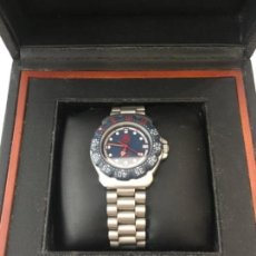 Relojes - Tag Heuer: RELOJ TAG HAUER PROFESIONAL 300M EN ACERO COMPLETO. Lote 119278767
