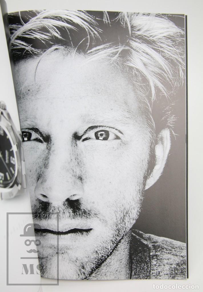 Relojes - Tag Heuer: Catálogo de Relojes - Tag Heuer. The Catalog - Fotos Anton Corbijn, Peter Lindbergh... - Suiza, 1999 - Foto 4 - 136772858