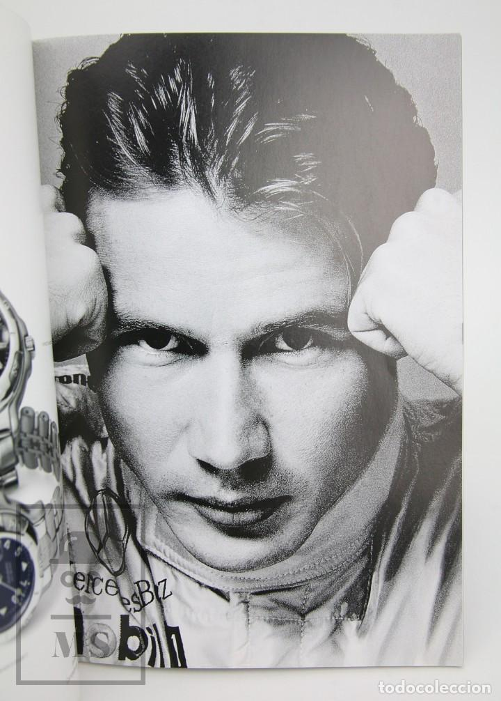 Relojes - Tag Heuer: Catálogo de Relojes - Tag Heuer. The Catalog - Fotos Anton Corbijn, Peter Lindbergh... - Suiza, 1999 - Foto 9 - 136772858