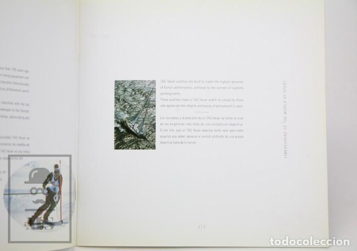Relojes - Tag Heuer: Catálogo de Relojes - Tag Heuer. The 6000 Series - Suiza, Años 90 - Foto 2 - 136775790