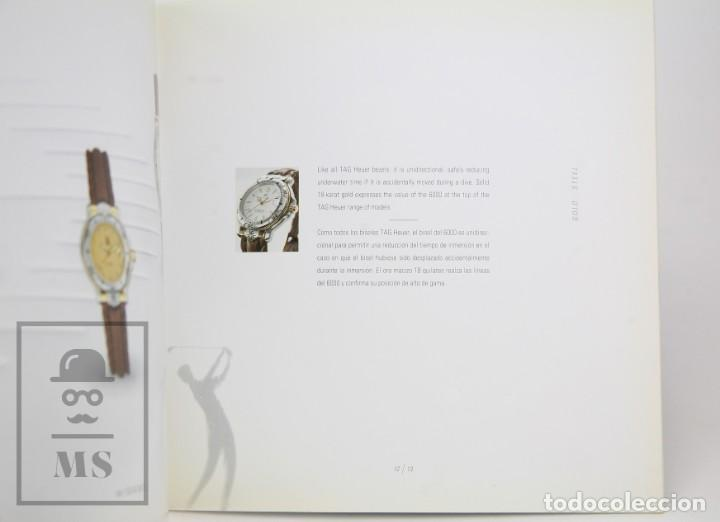 Relojes - Tag Heuer: Catálogo de Relojes - Tag Heuer. The 6000 Series - Suiza, Años 90 - Foto 4 - 136775790