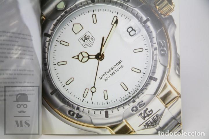 Relojes - Tag Heuer: Catálogo de Relojes - Tag Heuer. The 6000 Series - Suiza, Años 90 - Foto 5 - 136775790