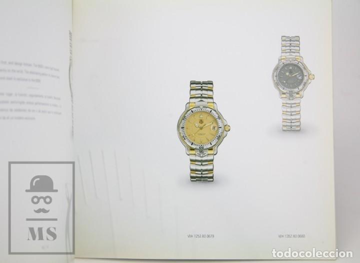Relojes - Tag Heuer: Catálogo de Relojes - Tag Heuer. The 6000 Series - Suiza, Años 90 - Foto 6 - 136775790