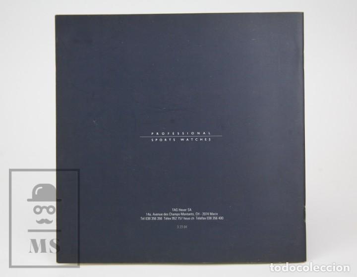 Relojes - Tag Heuer: Catálogo de Relojes - Tag Heuer. The 6000 Series - Suiza, Años 90 - Foto 7 - 136775790