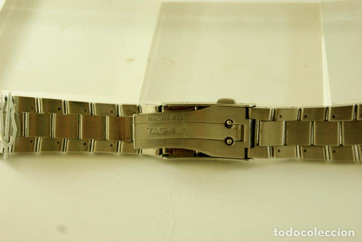 Relojes - Tag Heuer: ARMYS ORIGINAL TAG HEUER ACERO FAA029 G-W7 - Foto 5 - 137745518