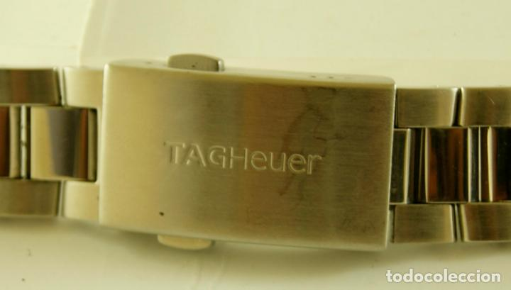 Relojes - Tag Heuer: ARMYS ORIGINAL TAG HEUER ACERO FAA029 G-W7 - Foto 8 - 137745518