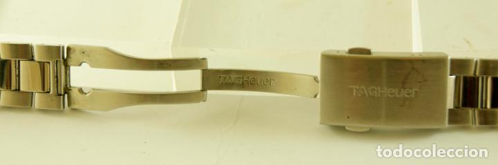 Relojes - Tag Heuer: ARMYS ORIGINAL TAG HEUER ACERO FAA029 G-W7 - Foto 9 - 137745518
