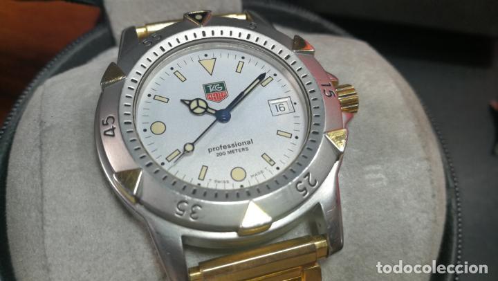 Relojes - Tag Heuer: TAG Heuer Professional 200 Meters - Foto 28 - 140600350