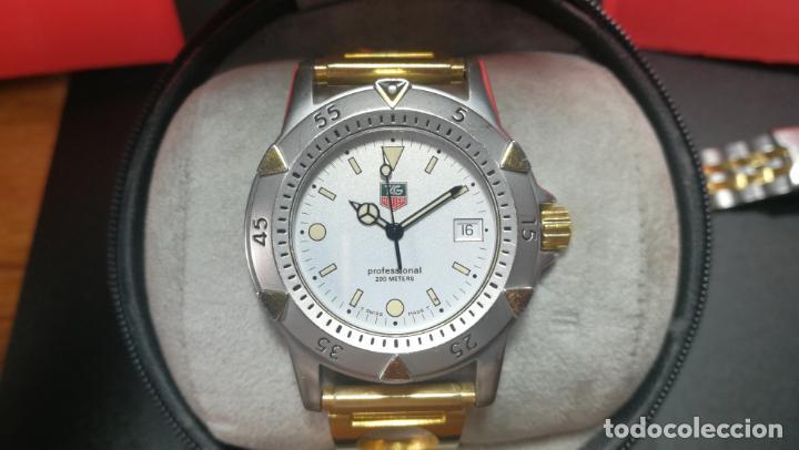 Relojes - Tag Heuer: TAG Heuer Professional 200 Meters - Foto 31 - 140600350