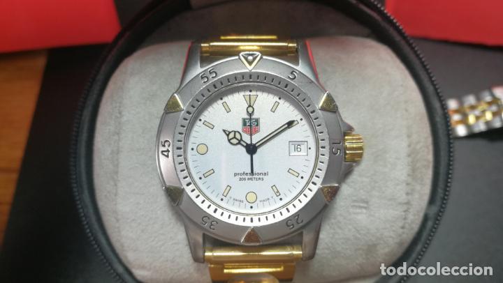 Relojes - Tag Heuer: TAG Heuer Professional 200 Meters - Foto 32 - 140600350
