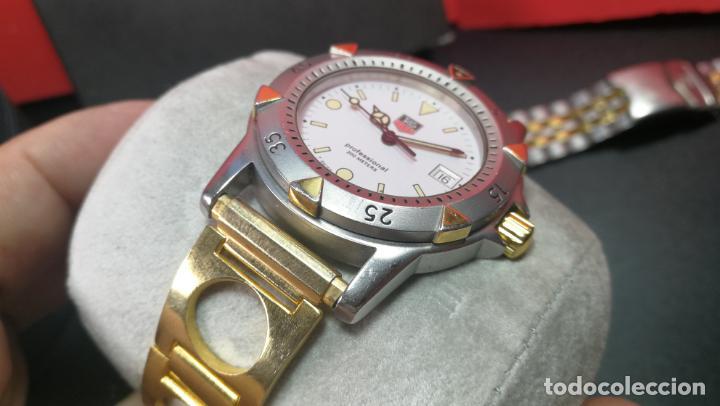 Relojes - Tag Heuer: TAG Heuer Professional 200 Meters - Foto 49 - 140600350