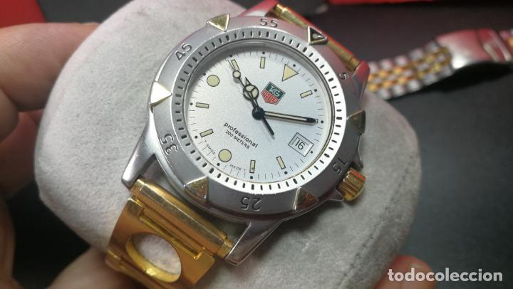 Relojes - Tag Heuer: TAG Heuer Professional 200 Meters - Foto 50 - 140600350
