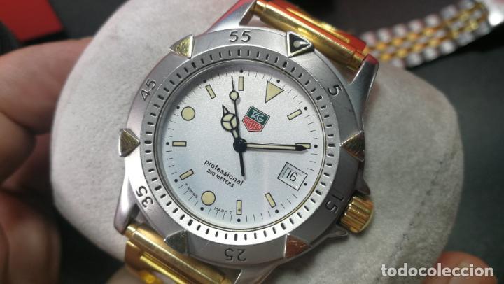 Relojes - Tag Heuer: TAG Heuer Professional 200 Meters - Foto 52 - 140600350